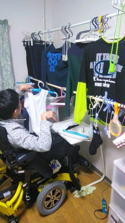 伸也の車椅子目線からのつぶやき~一人暮らし編