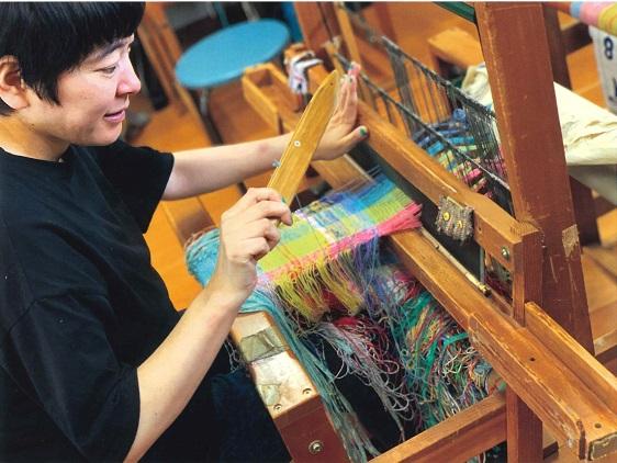 助成金で「さをり織り」を始められます!