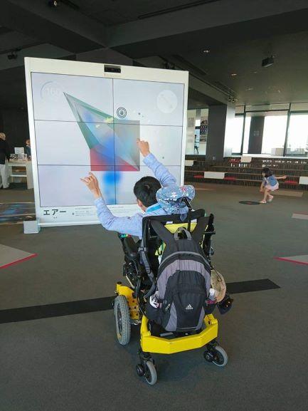 伸也の車椅子目線のつぶやき~広島おりづるタワー編