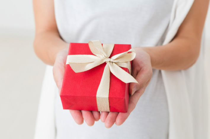 「粋な」贈り物