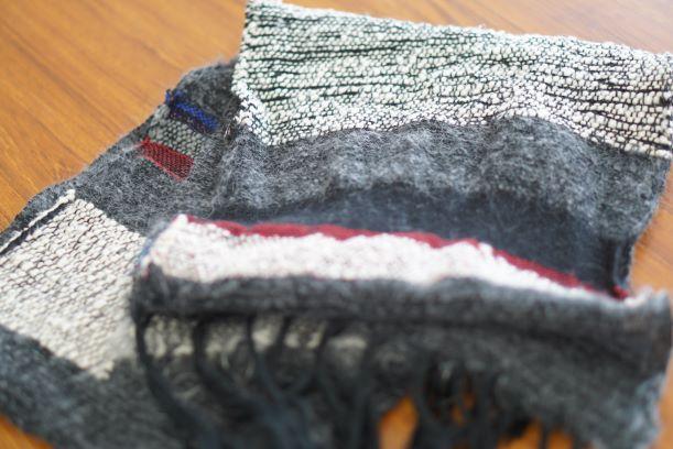 手織りの体験レッスン