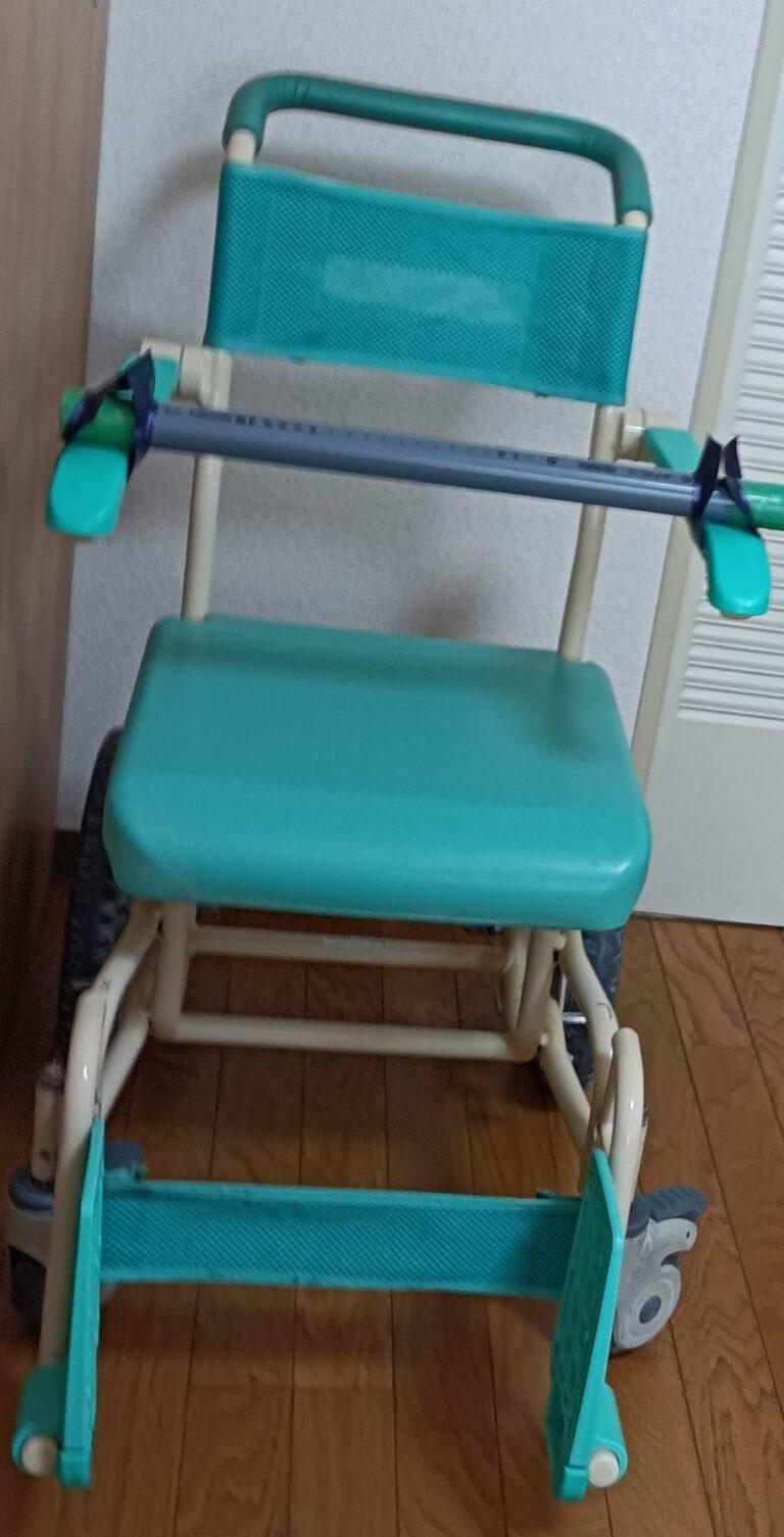 伸也の車椅子目線からのつぶやき~入浴編