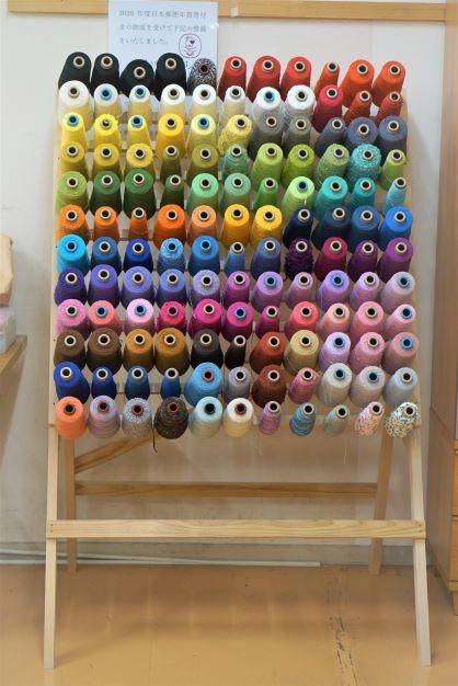 手作り糸棚